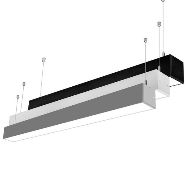 5 years warranty ceiling Led linear light 18W 36w 72w surface mounted led linear luminaire (4)