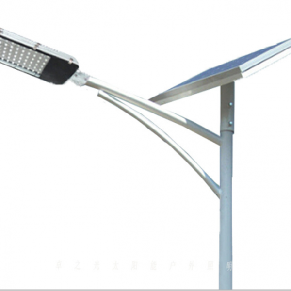 auto intensity controlled solar led street light remote control IP65 outdoor (1)