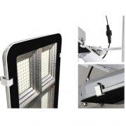 Remote Control IP65 Outdoor Waterproof 50w 100w 200w 300w Integrated Solar Led Street Light (6)
