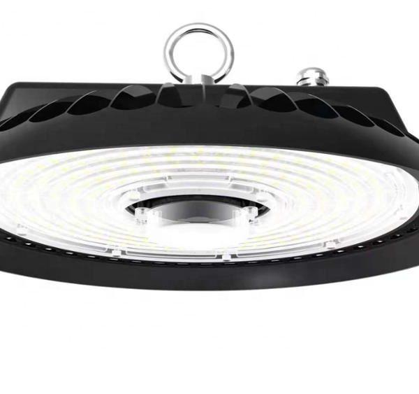 5 Years Warranty IP65 Indoor Warehouse Lamp 100w 150w 200w Industrial UFO LED High Bay Light (7)