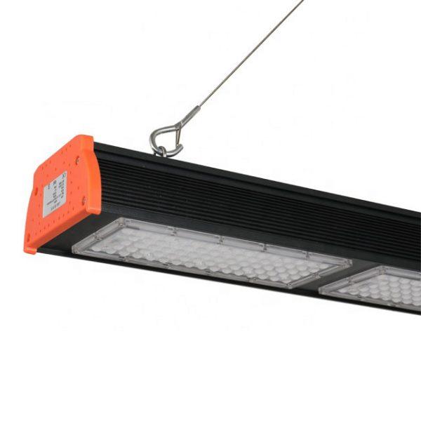 50w 100w 150w 200w 300w 0-10v Dimming Module Control LED Linear High Bay Light 200w For Warehouse (4)