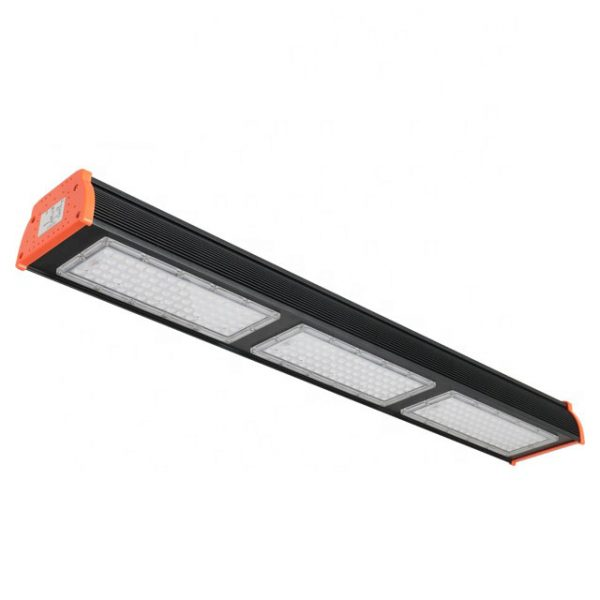 50w 100w 150w 200w 300w 0-10v Dimming Module Control LED Linear High Bay Light 200w For Warehouse (5)