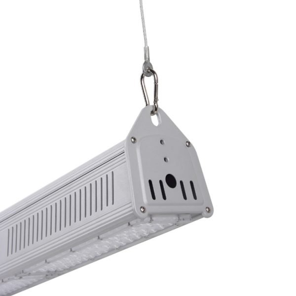 CE ROHS SAA ETL Approved 130lmw IP65 LED Linear Highbay 200watts For Warehouse (5)