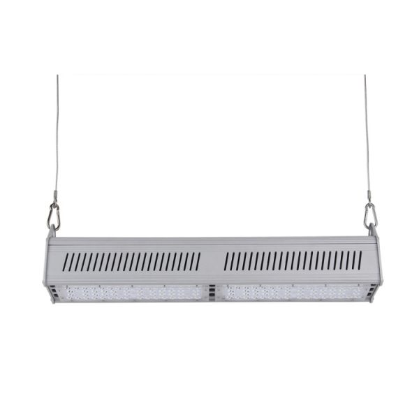 CE ROHS SAA ETL Approved 130lmw IP65 LED Linear Highbay 200watts For Warehouse (9)