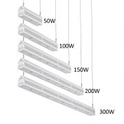 Dimmable Hanging Warehouse Lights Industrial Indoor Outdoor Area Workshop Garage 100w 200w 300w LED Linea (6)