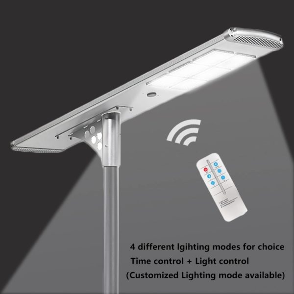 Integrated Solar LED Street Light (4)