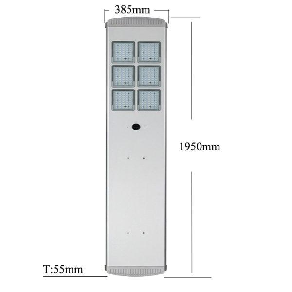 Integrated Solar LED Street Light (6)